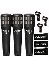 Audix I5 Dynamic Mic (3-Pack)