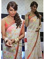 Bipasha Basu Bollywood Replica Saree By Purple Oyster PO-5062-A