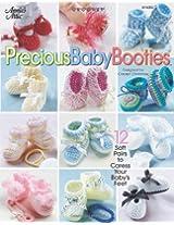 Precious Baby Booties: Crochet (Annie's Attic: Crochet)
