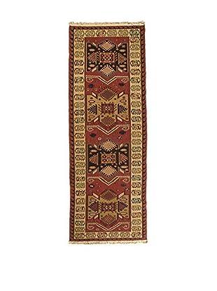 RugSense Teppich Sumak mehrfarbig 295 x 93 cm