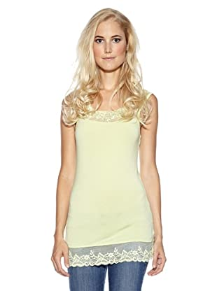 Cream Top Florence (Lime)