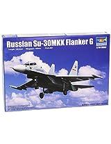 Trumpeter Russian SU-30MKK Flanker G Model Kit