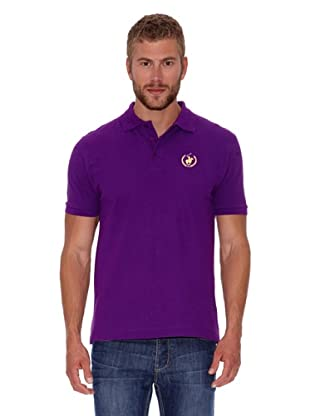 Polo Club Polo Custom Fit Logo Small (Púrpura)