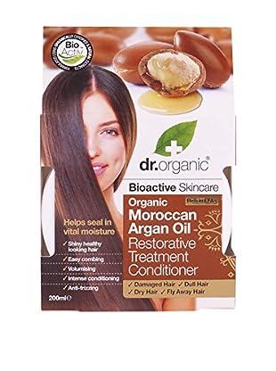 Dr Organic Trattamento Capelli Moroccan Argan Oil 200 ml