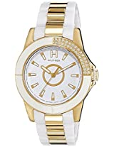 Tommy Hilfiger Analog White Dial Women's Watch - TH1780974