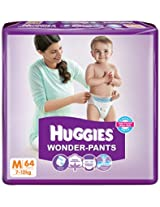 Huggies Wonder Pants Medium Size Diapers (64 Count)