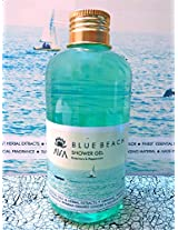 AVA BLUE BEACH REFRESHING SHOWER GEL - NO SLS/ SLES /SULPHATES