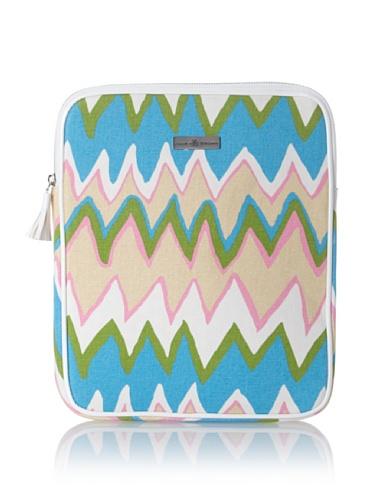 Julie Brown iPad Case (Pink Charlie)