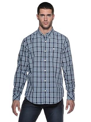 Timberland Camisa Claremont (Azul)