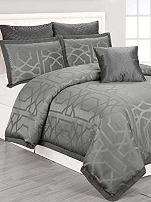 Duck River Textile Kempsey Online 6-Piece Oversize/Overfilled Comforter Set