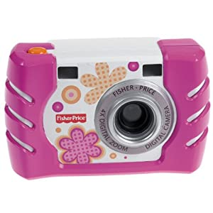 Fisher Price Kid - Tough Digital Camera, Pink