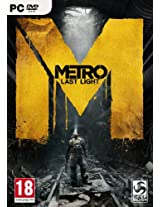 Metro Last Light (PC DVD)