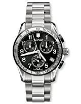 Swiss Army Victorinox Chronograph Mens Watch 241403