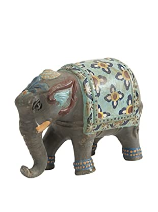 Kabir Hand Painted Elephant