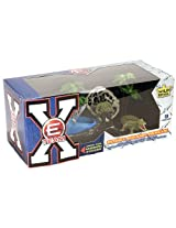 Wild Republic E-Team X Swamp Playset