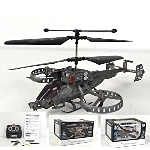 Avatar Style Scorpion 4CH RC Combat Helicopter
