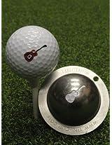 Tin Cup Back Nine Blues Golf Ball Marker