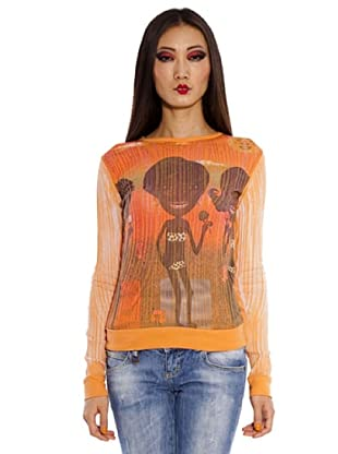 Custo Pullover Roxxe (Orange)