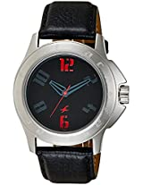 Fastrack Analog Multi-Color Dial Men's Watch - 3075SL04