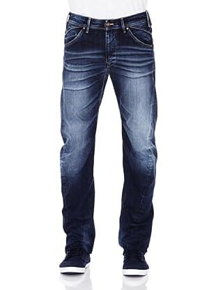 Pepe Jeans London Vaquero Rage (Azul Oscuro)