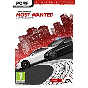 EA NFS Most Wanted-PS3