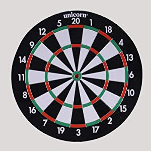 Unicorn XL Paper Dartboard (17'' x 3/4'')