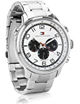 Tommy Hilfiger Analog White Dial Men's Watch - TH1790765J