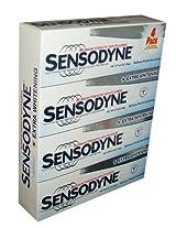 Sensodyne Maximum Strength & Extra Whitening
