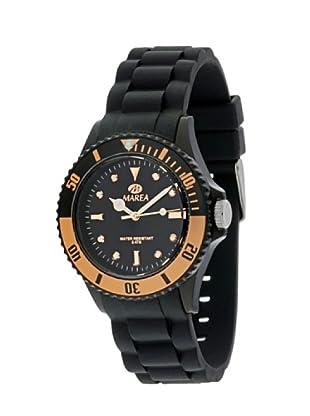 Marea 32052/6 - Reloj Unisex silicona Negro