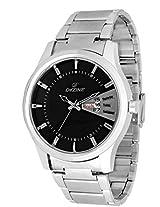 Dezine DZ-GR251-BLK-CH analog watch