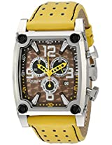 Akribos XXIV Men's AK415YL Swiss Chronograph Watch