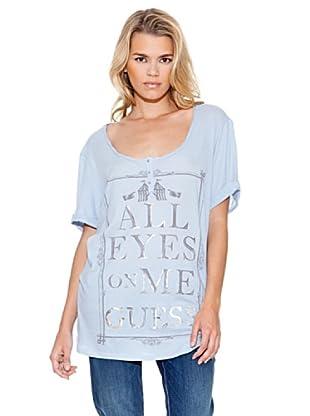 Guess T-Shirt Electra (Grau)