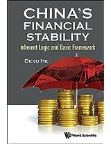 China's Financial Stability: Inherent Logic and Basic Framework