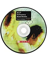ACCP Pulmonary Board Review 2007: Course Syllabus