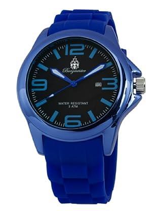 Burgmeister Damen-Armbanduhr XL Analog Quarz Silikon BM166-033