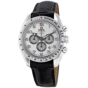 Omega Men's 321.13.44.50.02.001 Speedmaster Chronograph Dial Watch