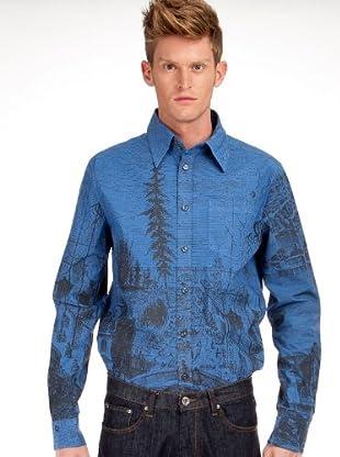Custo Camisa Macao (Azul)