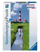Westerhever Lighthouse 1000 Piece Puzzle