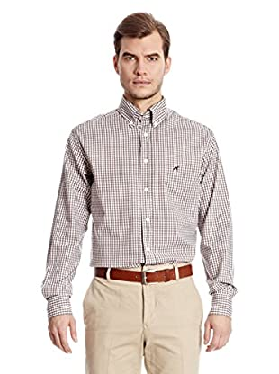 Sacoor Brothers Camisa Hombre Ailanthus