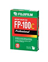 FujiFilm FP-100C Photo ID / Passport Instant Film Cartridge (Polaroid 669 Replacement) from ABC Office