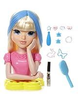Moxie Girlz Magic Hair Stamp Designer Torso, Avery