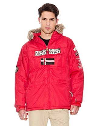 Geographical Norway/ Anapurna Anorak Aaron (Rojo)