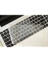 Laptop Silicone Rubber- Keyboard Protector (Transperent) for HP Pavilion DV7-7100