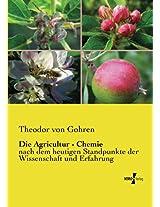 Die Agricultur - Chemie (German Edition)