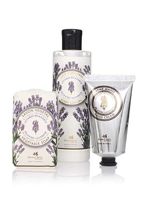 Panier des Sens Relaxing Lavender Collection, Set of 3