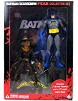 Batman/ Scarecrow: Fear Gift Set
