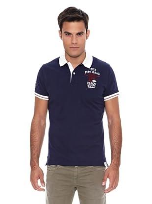 Pepe Jeans London Polo Simon (Azul Marino)