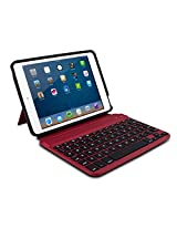 ZAGGkeys Mini 7 Case/keyboard for Ipad Mini, Red