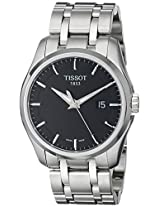 Tissot Analog Black Dial Men's Watch - T0354101105100