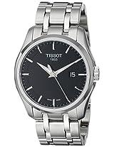 Tissot Analog Black Dial Men's Watch - T0354101105100